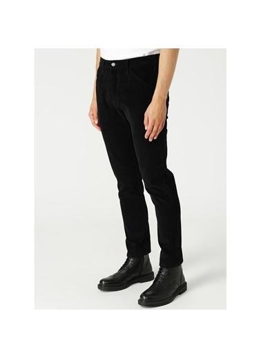 Levi's® Erkek Kadife Pantolon 502 Carpenter 85627-0002 Siyah